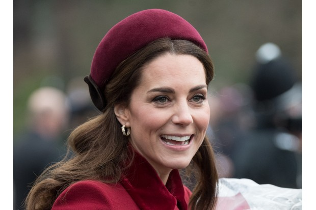 The Duchess of Cambridge. (Photo by Samir Hussein/WireImage)