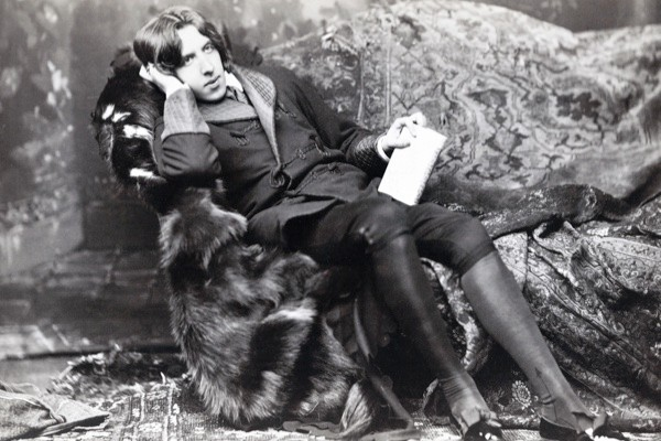 """Oscar Wilde, who """"favoured Hatchards as his bookshop of choice"""". (Universal History Archive/Getty Images)"""
