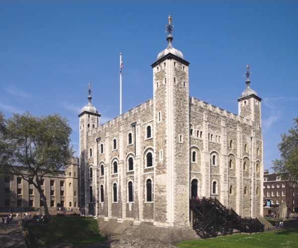 "The towers that William the Conqueror built during his reign had ""strong Roman resonances and were partially constructed using the stone from nearby Roman ruins"". (Getty Images)"