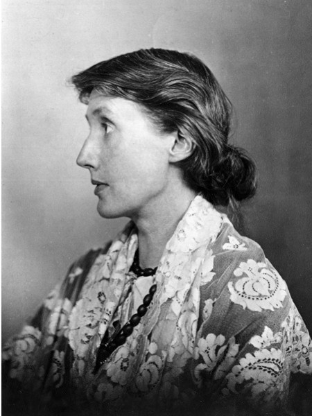 Virginia Woolf photographed during the 1920s. (Getty Images)