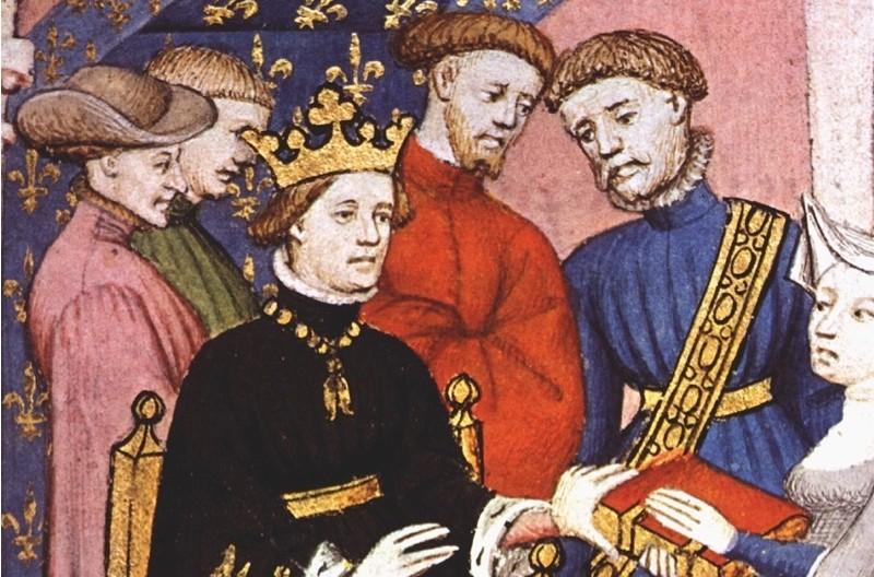 Charles VI of France (1380–1422)