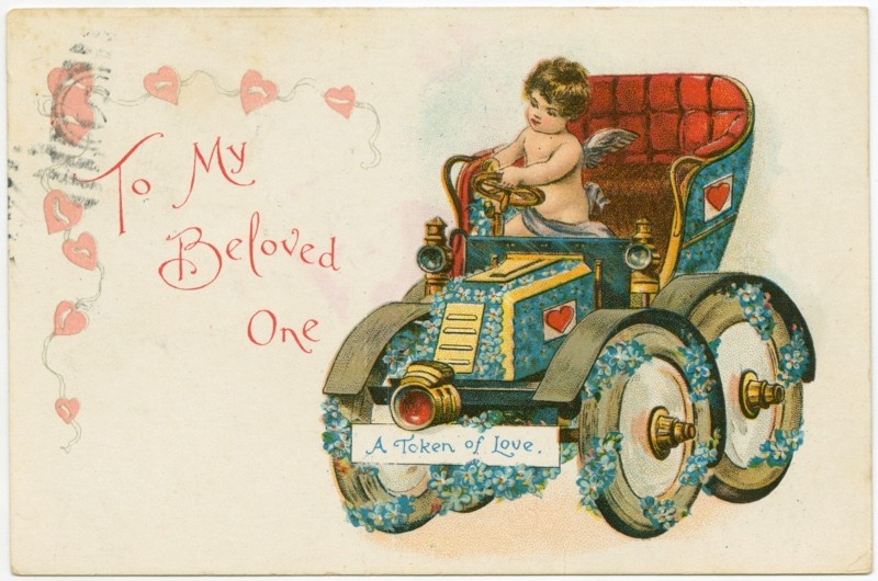 A history of Valentine's Day celebrations – from fertility festivals to the first cards