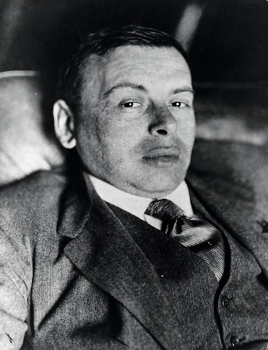 Béla Kun, the Bolshevik communist revolutionary who led Hungary for 