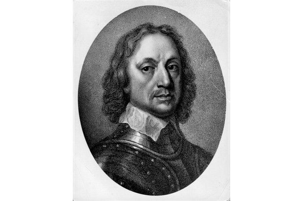Oliver Cromwell. (R Walker/Getty Images)