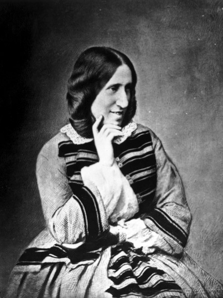George Eliot. (Getty Images)