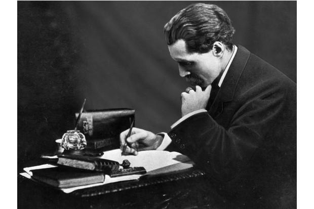 English author George Gissing