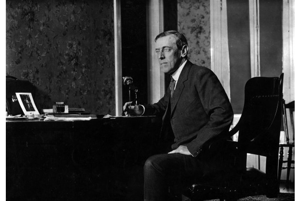 Woodrow Wilson, the 28th president of the USA