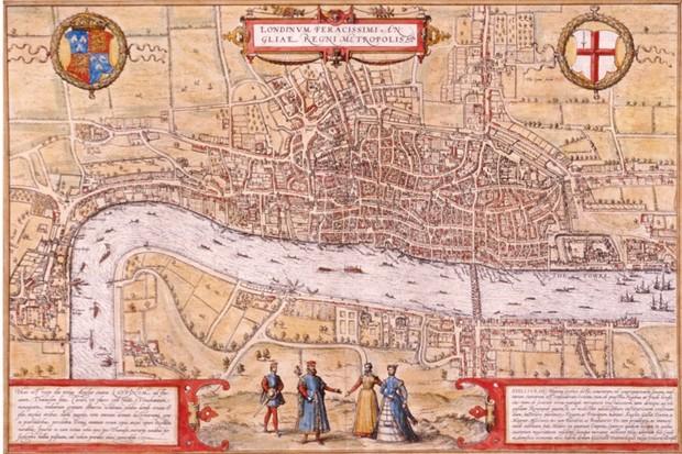 Life in Tudor London