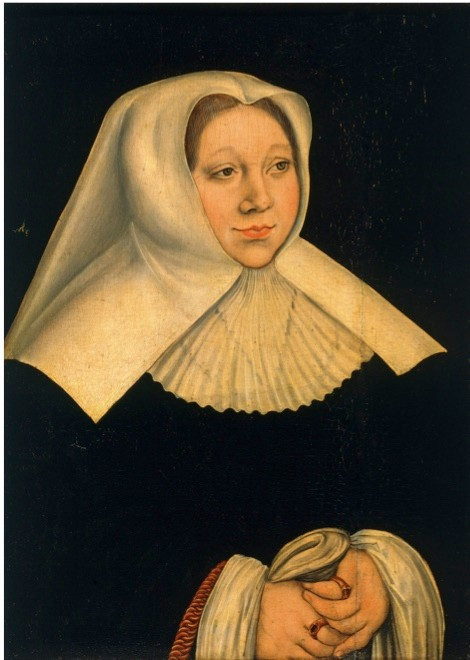 Margaret of Austria, whose court Anne Boleyn served at between 1513 and 1514. (Photo by Getty Images)