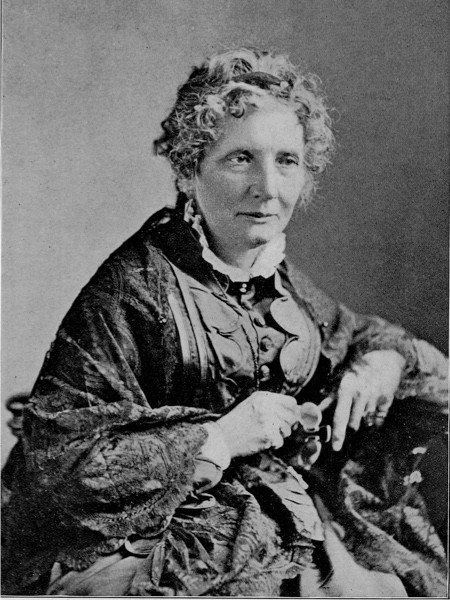 Harriet Beecher Stowe. (Getty Images)
