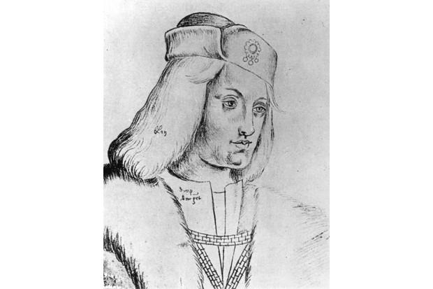 Perkin Warbeck, c1495