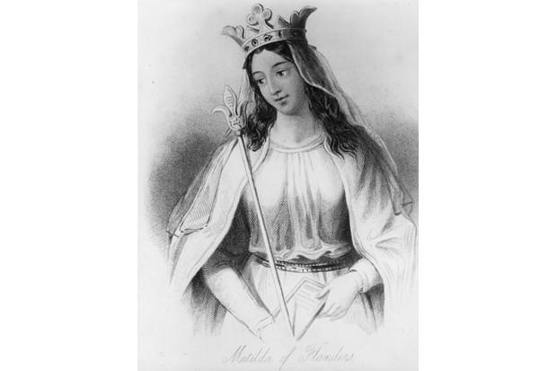 Matilda of Flanders, wife of William the Conqueror