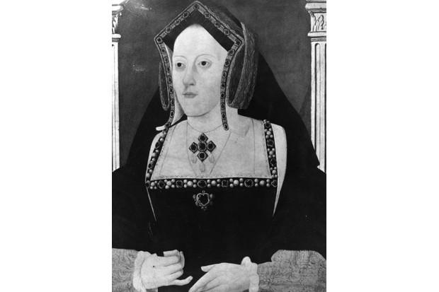 Catherine of Aragon, c1509
