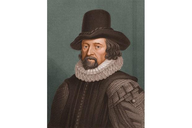 Lord Chancellor Francis Bacon