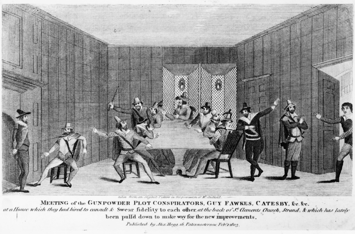 essay on the gunpowder plot of 1605 This article seeks to develop our understanding of the 1605 gunpowder plot by asking a number of elementary questions were the plotters terrorists in any meaningful sense.