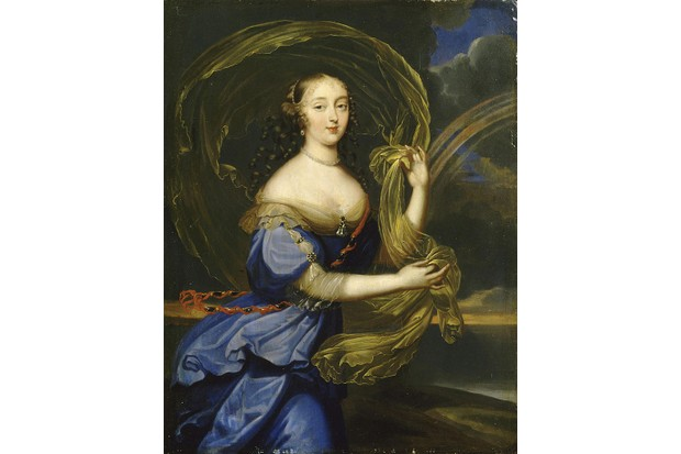 Françoise-Athénaïs de Rochechouart, marquise de Montespan (1640-1707), as Iris. Found in the collection of Musée de l'Histoire de France, Château de Versailles. (Photo by Fine Art Images/Heritage Images/Getty Images)