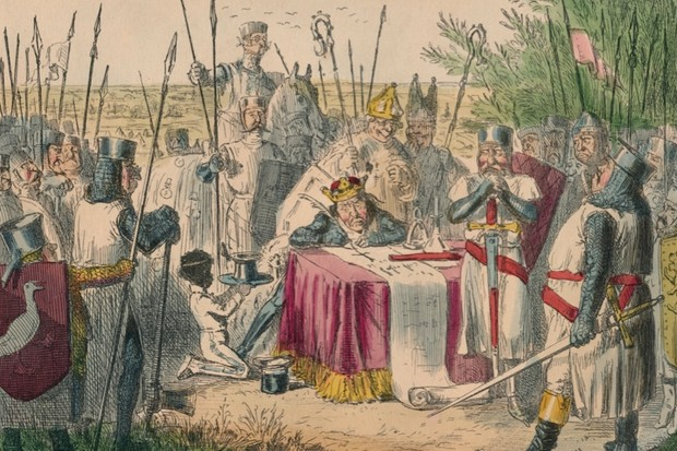 Is 15 June 1215 the true date of Magna Carta?