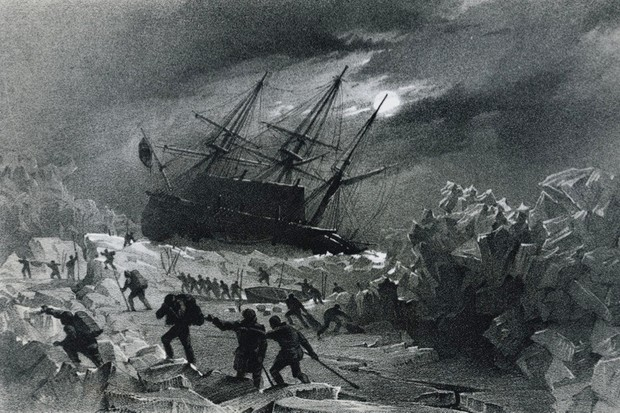 Finding HMS Terror: the Franklin Expedition and making sense of the past