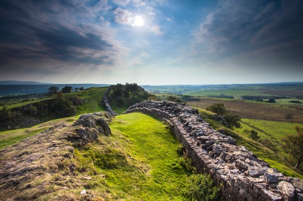 A brief history of Hadrian's Wall