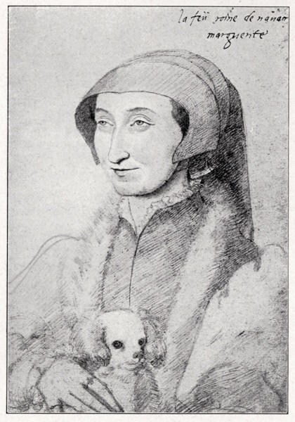Marguerite has been called 'the mother of the French Renaissance'. (Photo by Getty Images)
