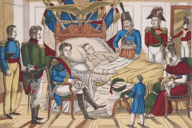What killed Napoleon Bonaparte?