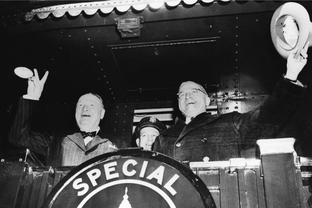 Winston Churchill. (Photo by Getty Images)