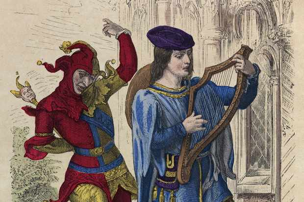 The Life of a Court Jester in Medieval & Tudor Times