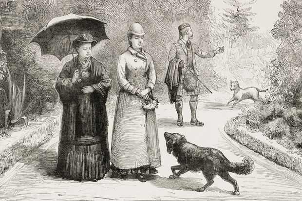 Queen Victorias Pets History Extra