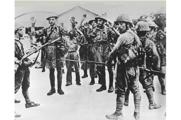 British captives during the Second World War
