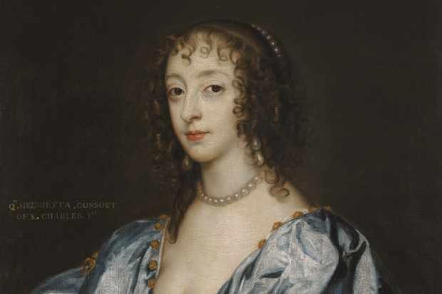 Henrietta Maria, Queen of Charles I