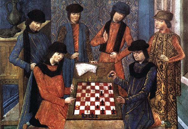 Ancient board games: which ones did people play for fun in the past?