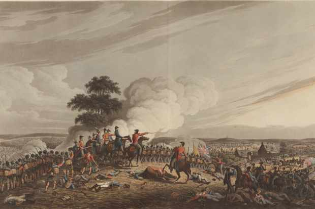In pictures: Waterloo 1815