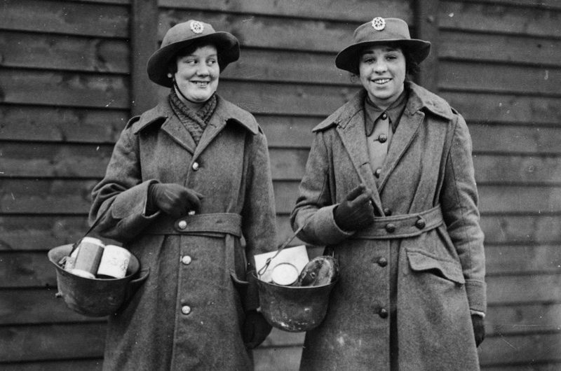 Women and the First World War on the web