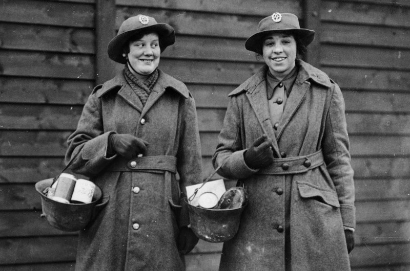 Female Tommies: women in the First World War