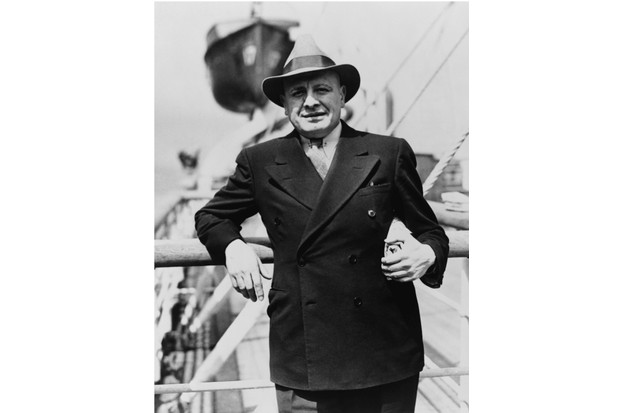 Harry Anslinger, head of the Federal Bureau of Narcotics. (Everett Collection Historical/Alamy Stock Photo)