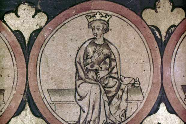 Portrait of Henry I