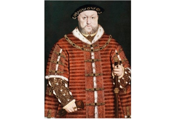 'Leg pain, not brain damage, to blame for Henry VIII's anger problems' claims Tudor historian
