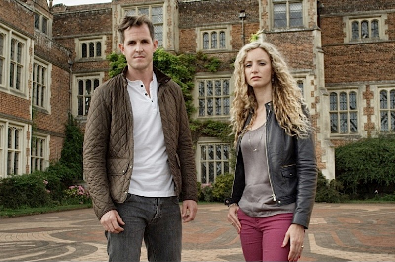 Dan Jones, Suzannah Lipscomb	 PTC for Six Queens of Henry VIII	 Kentwell Hall, Long Melford, Sudbury CO10 9BA