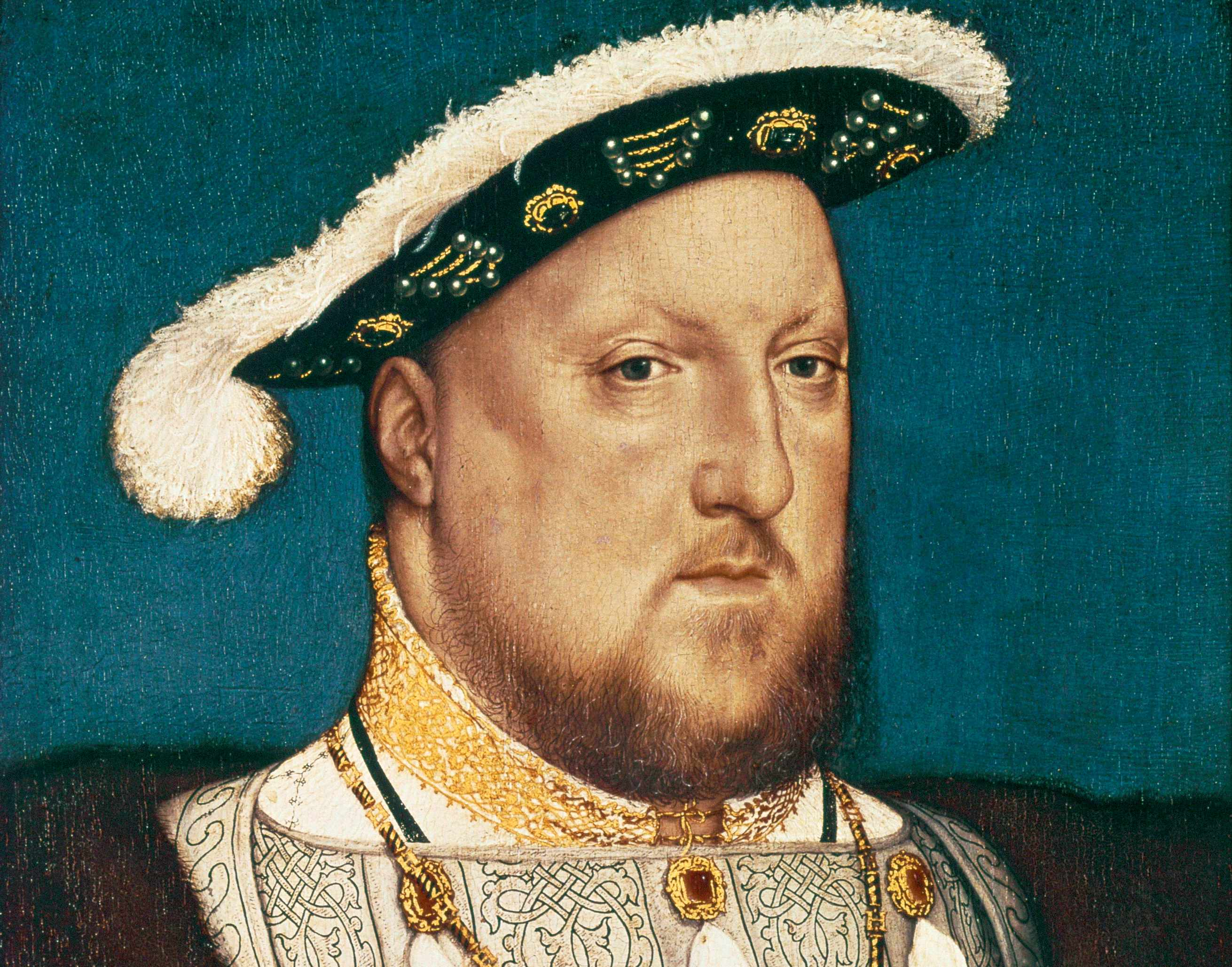 Painting of Henry VIII