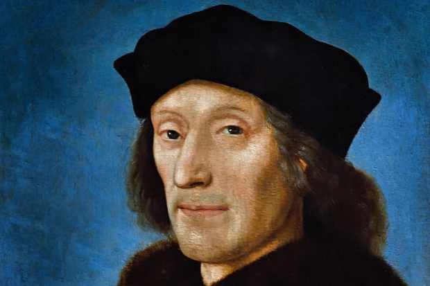 Painting of Henry VII