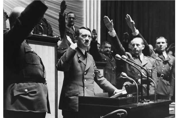 Hitler declares war on America, 11 December 1941. (Photo by Keystone-France/Gamma-Keystone via Getty Images)