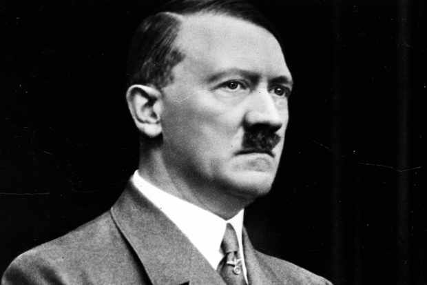 Adolf Hitler - Getty Images
