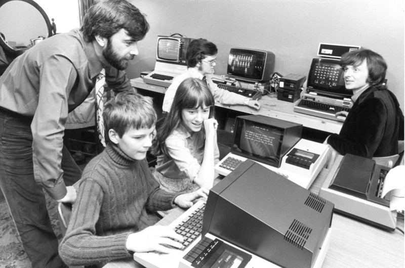 A Brave New World The 1980s Home Computer Boom History Extra