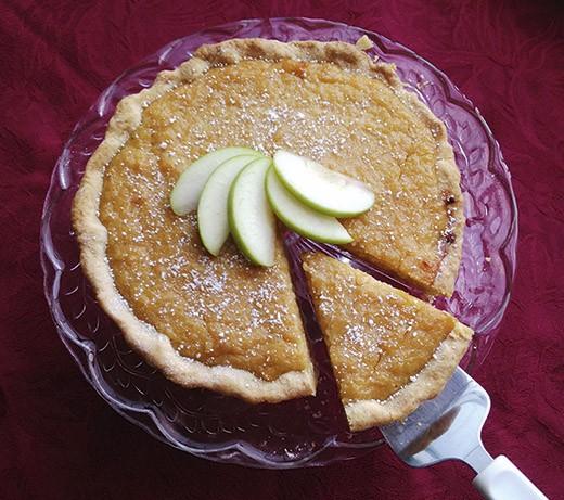 Marlborough Pie. (© Jessica Hope)