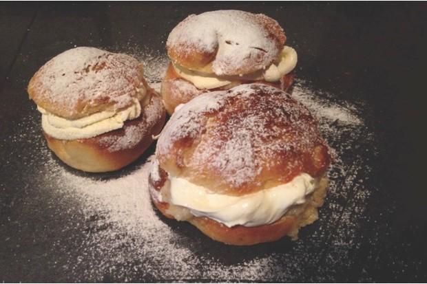 Sam's historical recipe corner: Semla buns