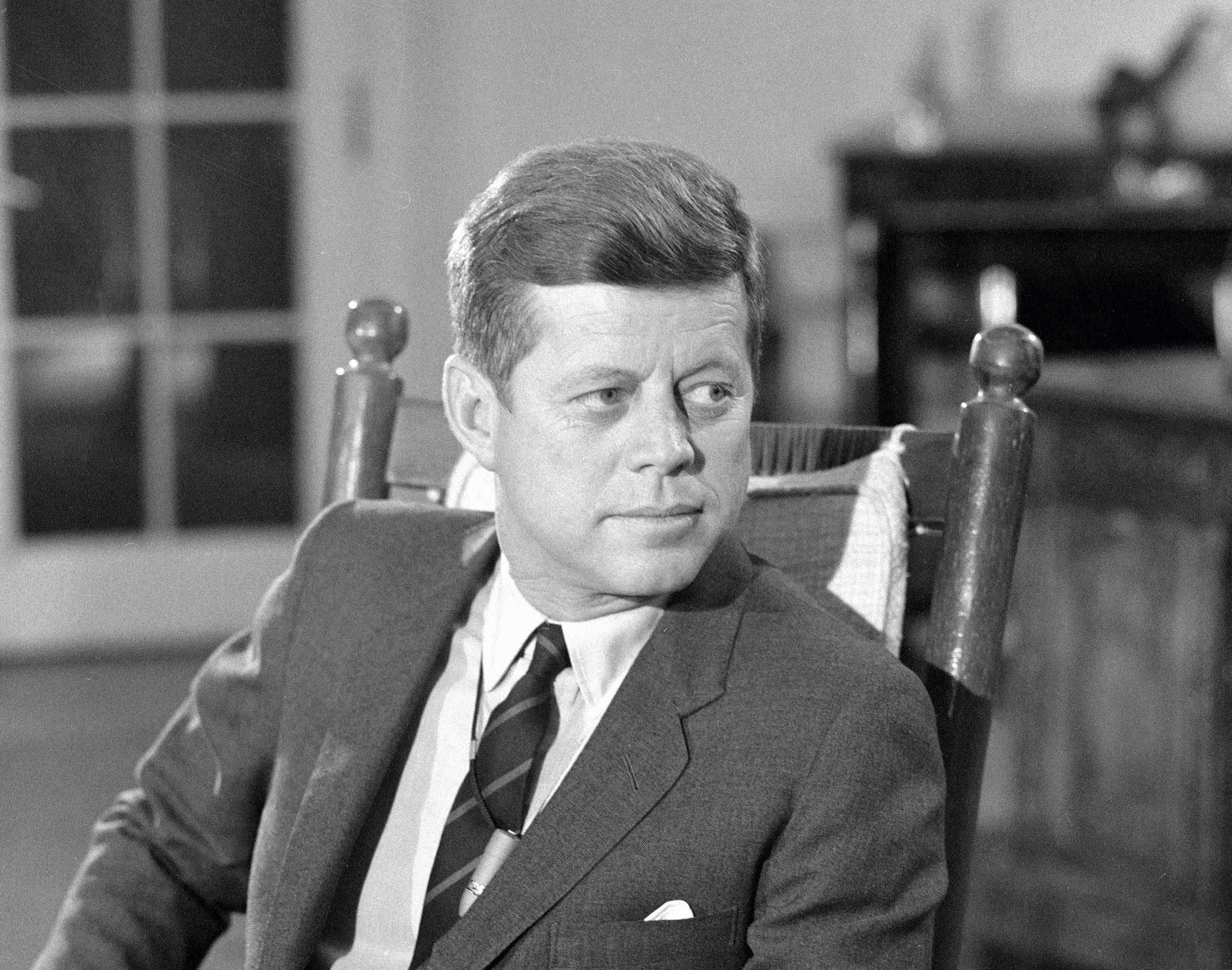 Photo of John F Kennedy