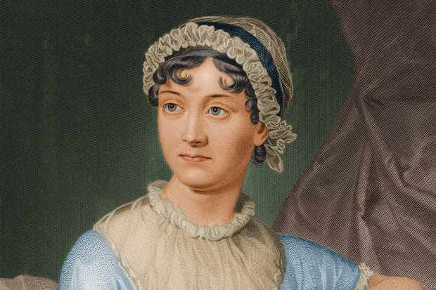 Jane Austen - Getty Images