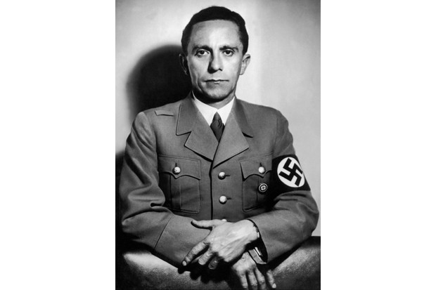 Joseph Goebbels. (Photo by Keystone-France/Gamma-Keystone via Getty Images)