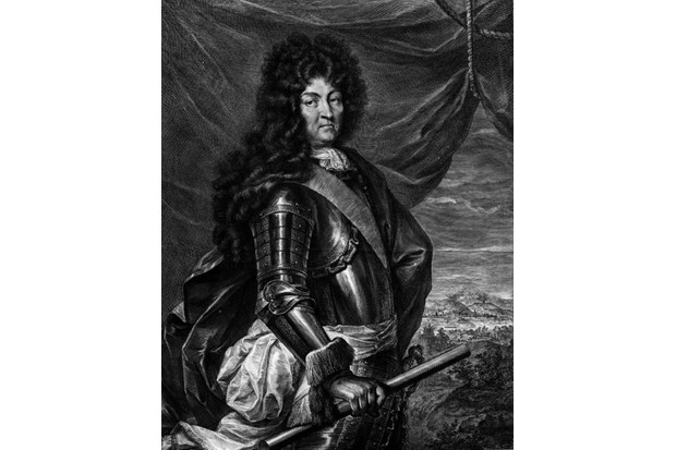 King Louis XIV of France, c1690. (Photo by Hulton Archive/Getty Images)
