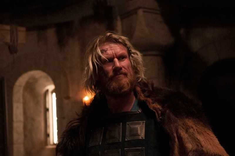 Rune Temte as Ubba in 'The Last Kingdom'